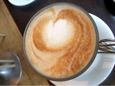 Carluccio's coffee